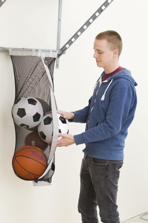 Accessoire de rangement pour ballons