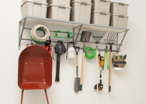 Rangement de garage - remise