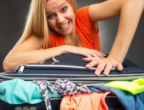 10 trucs pour organiser la valise parfaite, sans oublis ni excès!