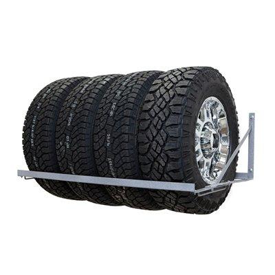 rangement pour pneus