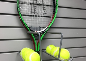 ZG support a raquette de tennis