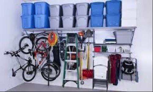 Rangement pour garage Monkey Bars